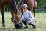Soaking Hay for Horses