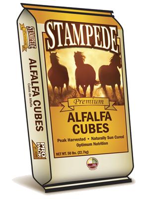 Alfalfa Cube