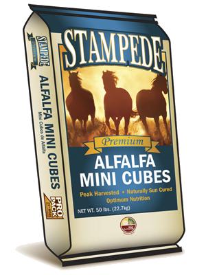 Alfalfa Mini Cubes