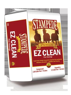 Stampede EZ Clean