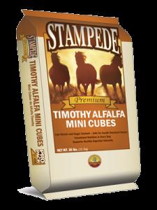 Alfalfa Hay Cube (Mini Timothy)
